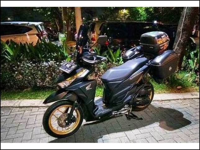 Modifikasi Vario 150 Touring